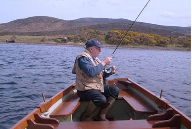 loughanure anglers club fishing