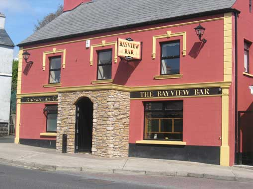 the bayview bar the rosses