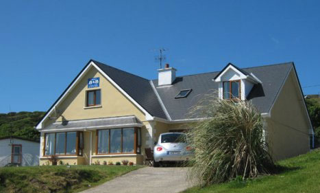claires B&B, Arranmore Island, The Rosses