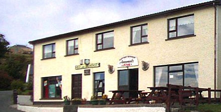 ferryboat B&B, Arranmore island the Rosses