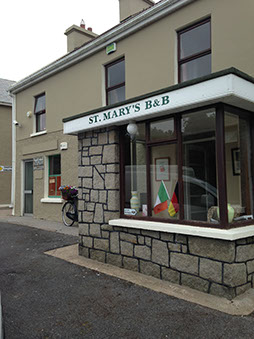 St Mary's B&B, Annagry, The Rosses, Co. Donegal