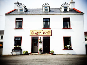 Iggy's Bar Kinncasshlagh the rosses