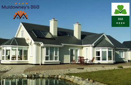 muldowneys B&B, Arranmore Island, The Rosses